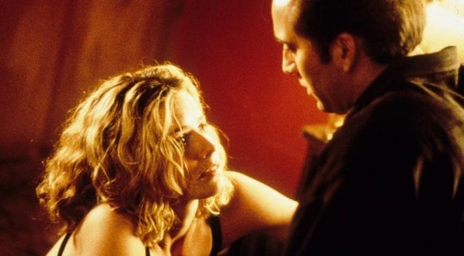 Leaving Las Vegas - 90s romance movies