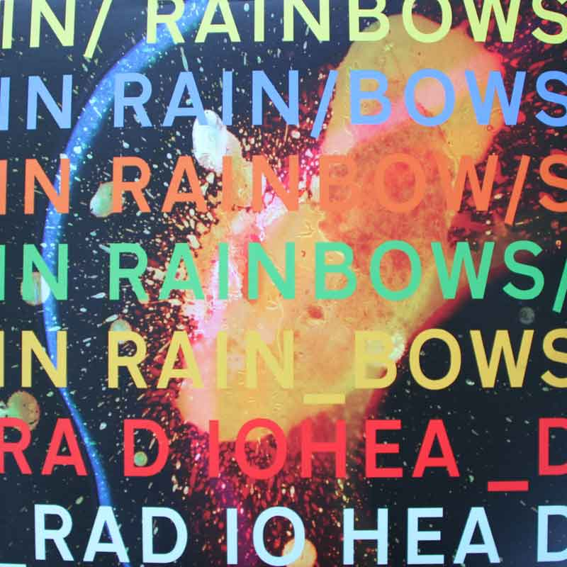 Discography: Radiohead: In Rainbows - Spectrum Culture