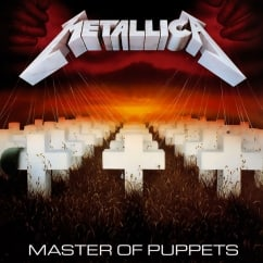Discography: Metallica: Master of Puppets