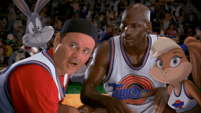 Holy Hell! Space Jam Turns 20
