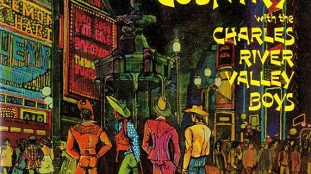 Bargain Bin: The Charles River Valley Boys: Beatle Country