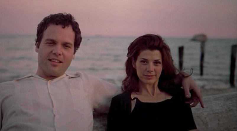 Happy Accidents - Vincent D'Onofrio and Marisa Tomei