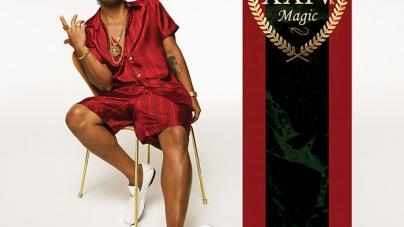 Bruno Mars: 24K Magic