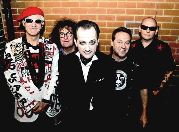 Concert Review: The Damned/The BellRays