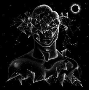 Shabazz Palaces: Quazarz: Born on a Gangster Star / Quazarz vs. the Jealous Machines
