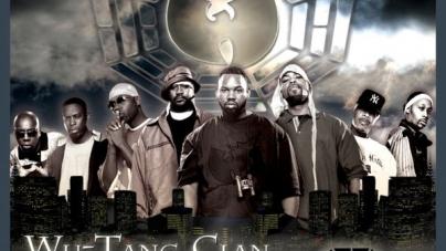 Revisit: Wu-Tang Clan: 8 Diagrams