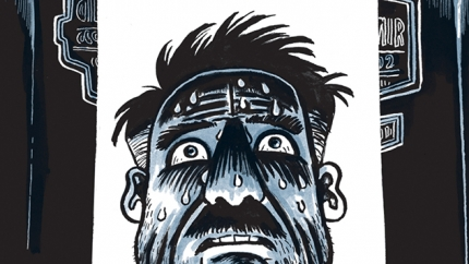 The Abominable Mr. Seabrook: by Joe Ollmann