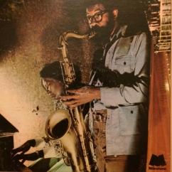 Joe Henderson/Alice Coltrane: The Elements