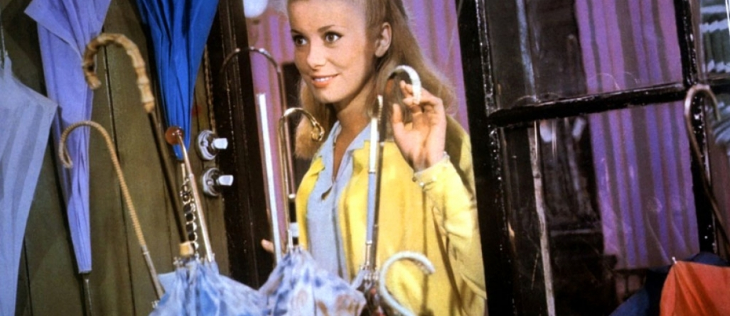 Revisit: The Umbrellas of Cherbourg