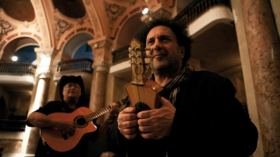 Oeuvre: Demme: Enzo Avitabile Music Life