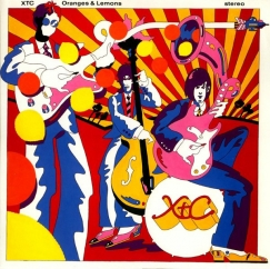 Discography: XTC: Oranges and Lemons