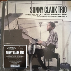 Sonny Clark Trio: The 1960 Time Sessions