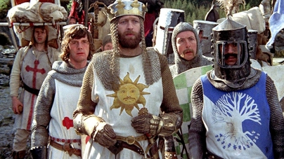 Oeuvre: Gilliam: Monty Python and the Holy Grail