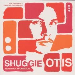 Revisit: Shuggie Otis: Inspiration Information