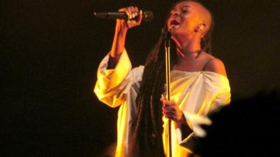 Concert Review: Kelela/Tiffany Gouché