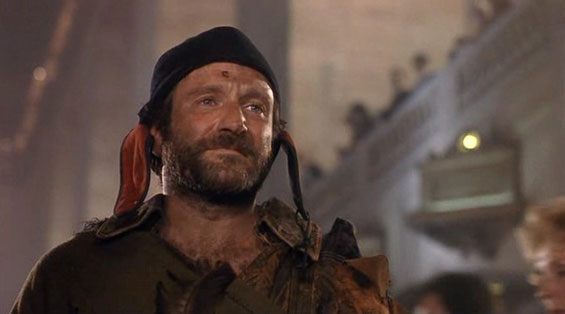 Oeuvre: Gilliam: The Fisher King