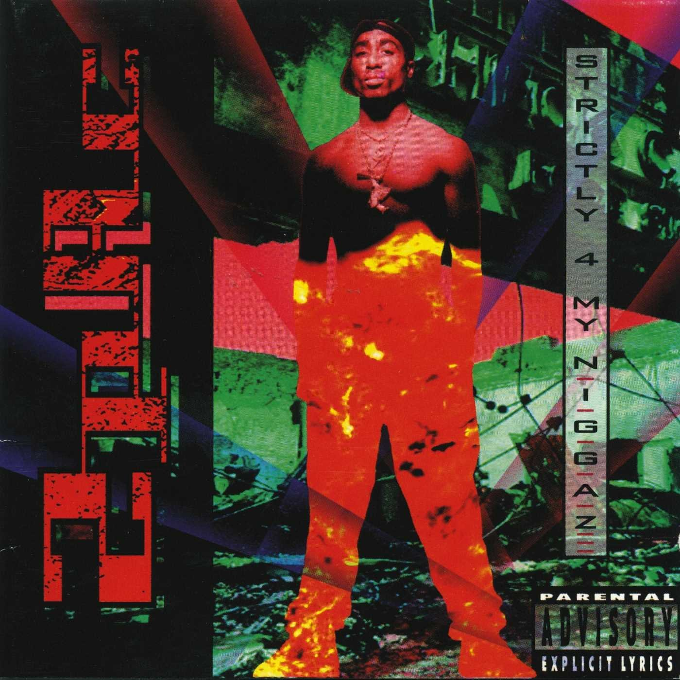 Revisit: 2Pac: Strictly 4 My N I G G A Z  - Spectrum Culture