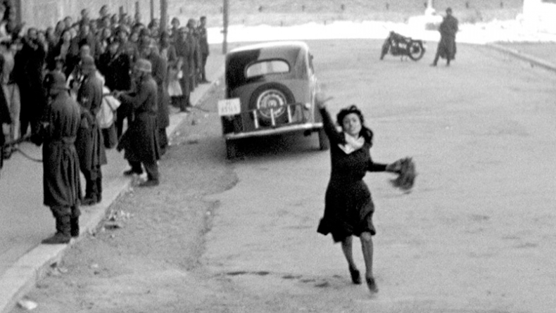 Revisit: Rome, Open City