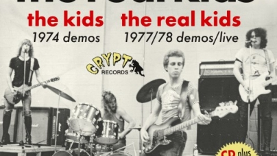 The Real Kids: The Kids 1974 Demos / The Real Kids 1977/78 Demos / Live at the Rat
