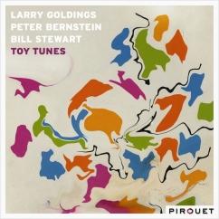 Larry Goldings, Peter Bernstein, Bill Stewart: Toy Tunes