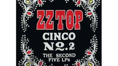 ZZ Top: Cinco No. 2: The Second Five LPs