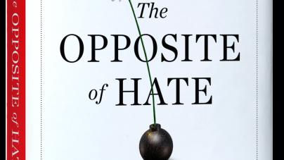 The Opposite of Hate: by Sally Kohn