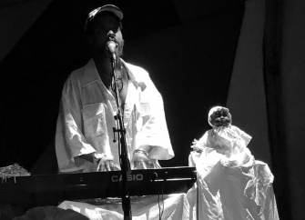 Concert Review: serpentwithfeet