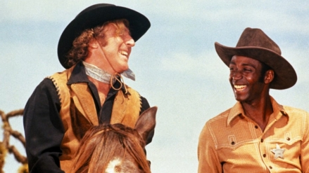 Oeuvre: Brooks: Blazing Saddles