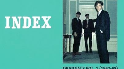 Index: Originals, Vol. 1 (1967-68)