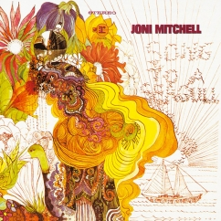 Discography: Joni Mitchell: Song to a Seagull