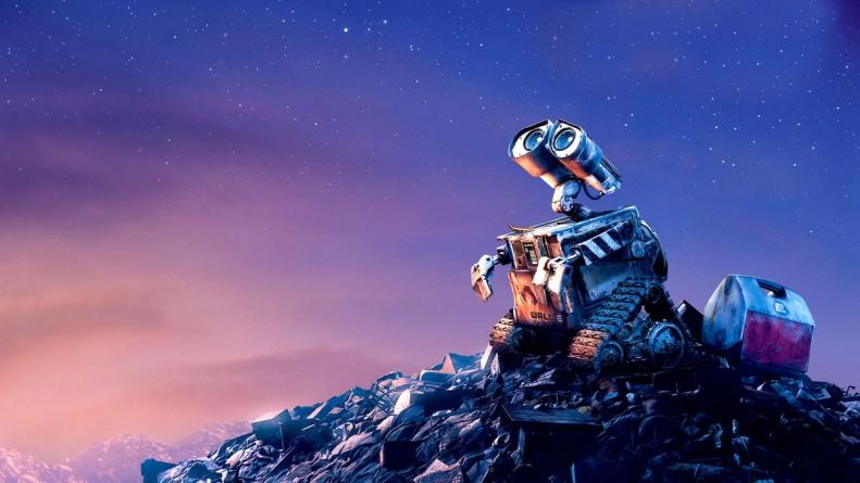 Criminally Overrated: WALL-E