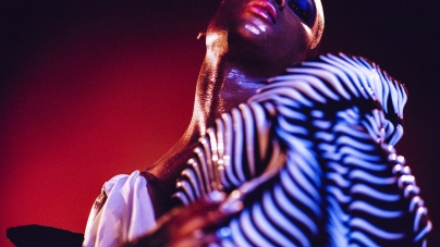 Lotic: Power