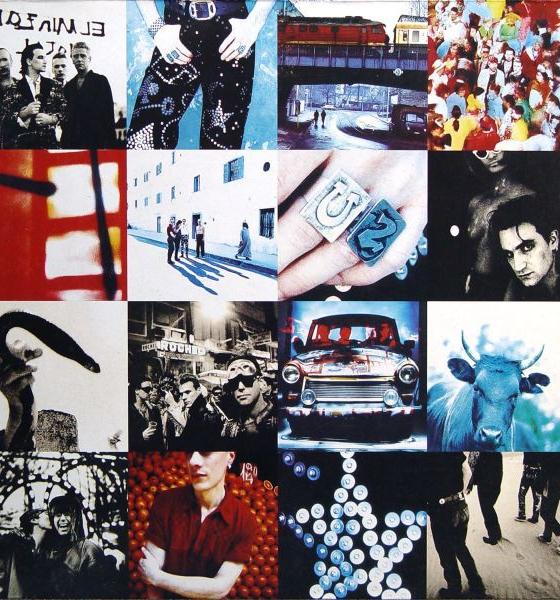 Revisit: U2: Achtung Baby