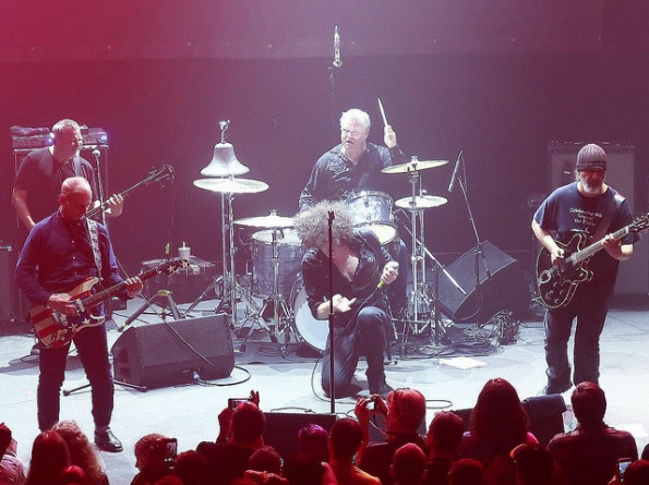 Concert Review: MC50/Detroit Cobras