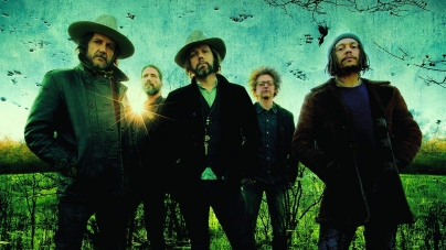 The Magpie Salute: High Water I
