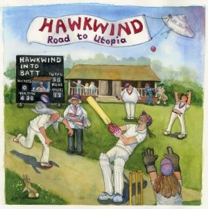 Hawkwind: Road to Utopia