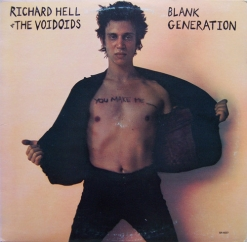 Revisit: Richard Hell and the Voidoids: Blank Generation