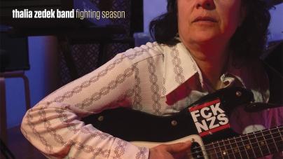 Thalia Zedek Band: Fighting Season