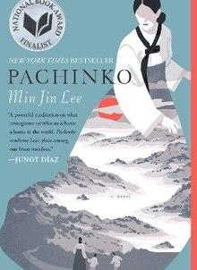 Pachinko: by Min Jin Lee