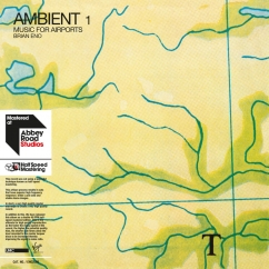 Brian Eno: Discreet Music/Music for Airports/Music for Films/On Land