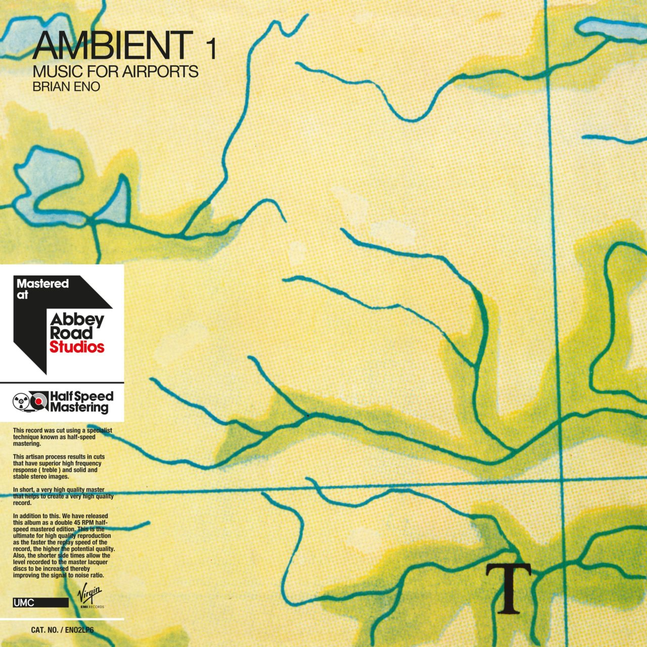 Brian Eno: Discreet Music/Music for Airports/Music for Films