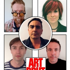 Art Brut: Wow! Bang! Pow! Let's Rock Out!