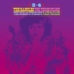 The Bangles, The Three O'Clock, The Dream Syndicate, Rain Parade: 3×4