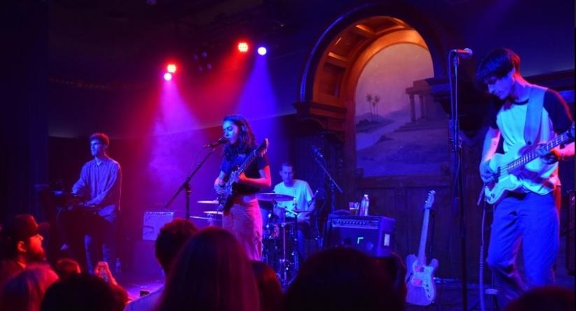 Concert Review: Crumb