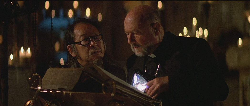 Oeuvre: Carpenter: Prince of Darkness