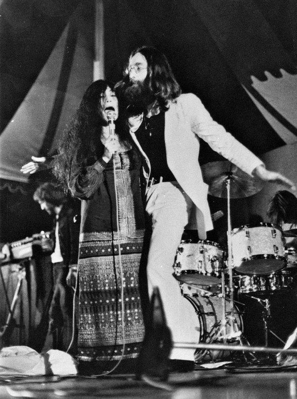"""Резултат с изображение за """"Plastic Ono Band."""""""""""