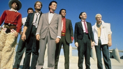Revisit: The Adventures of Buckaroo Banzai Across the 8th Dimension