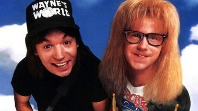 Revisit: Wayne's World