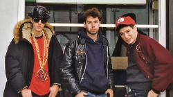 Beastie Boys Book: by Michael Diamond and Adam Horovitz