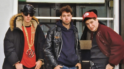 Beastie Boys Book: by Michael Diamond and Adam Horovitz